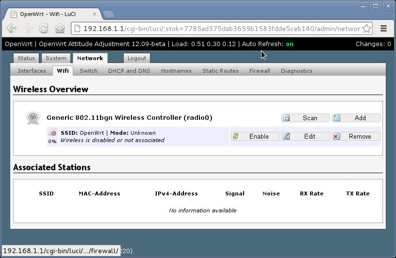 Configurar un router OpenWRT en modo repetidor Wireless